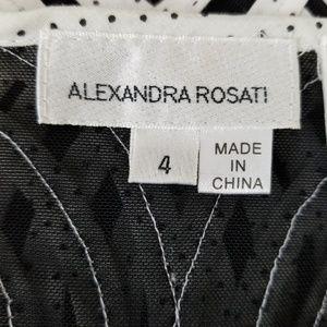 Alexandra Rosati Tops - Alexandra Rosati Sleeveless Ribbon Detail Blouse